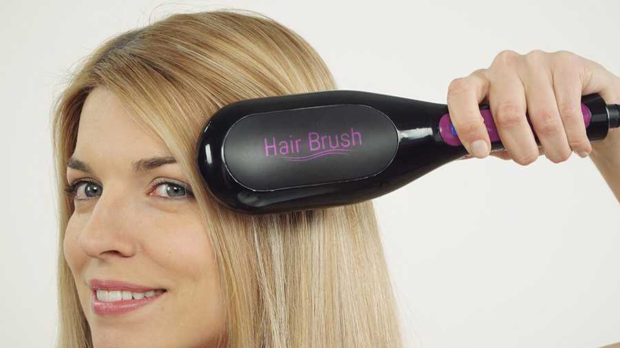(WSI) HAIR BRUSH PRO EDITION